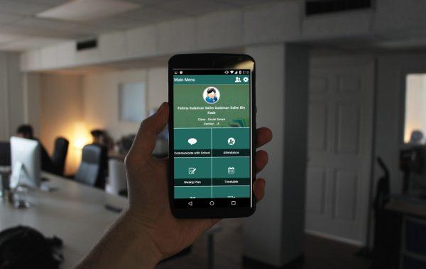Parent Mobile Applicaction